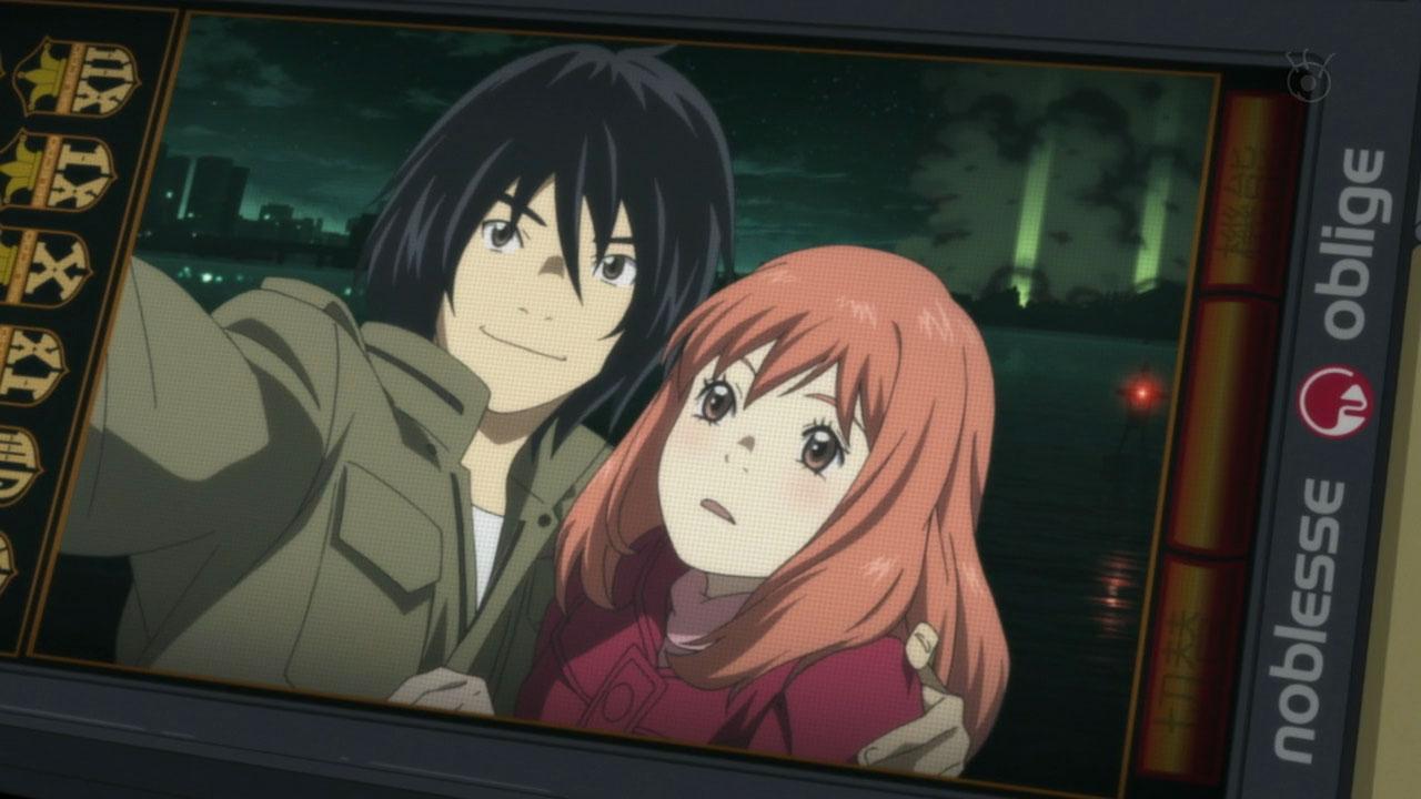 Higashi no Eden best survival anime