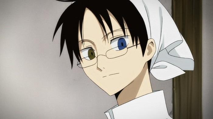 Top 15 Anime Characters with Mismatched Eyes - Kimihiro Watanuki (xxxHolic)