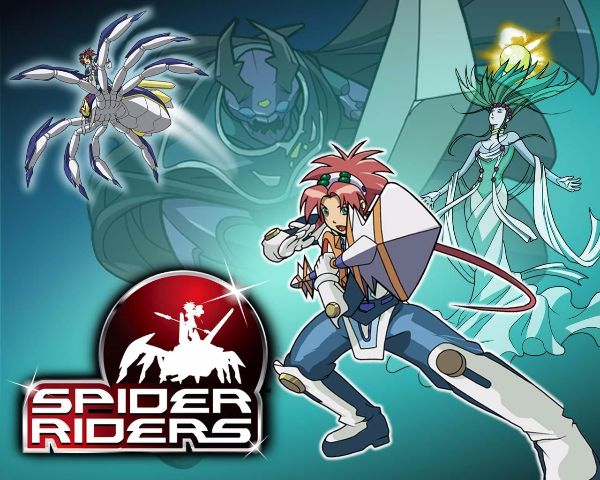 Spider Riders: Oracle no Yuusha-tachi