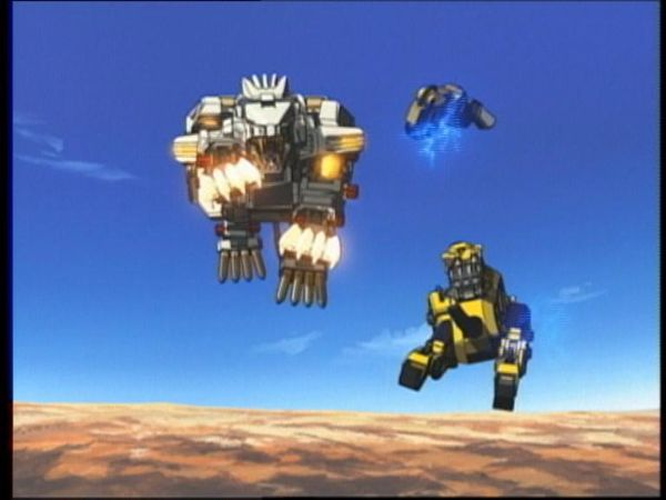 Zoids Shinseiki/Zero (Zoids: New Century Zero) anime like pokemon