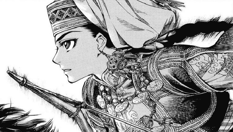 Kaoru Mori, A Bride's Story