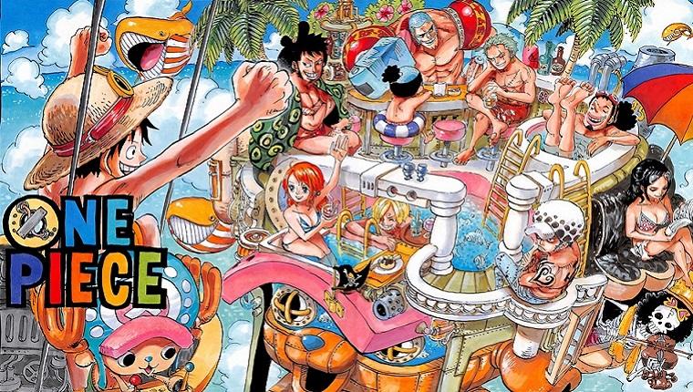One Piece, Eiichiro Oda