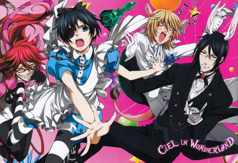Black Butler: Ciel in Wonderland