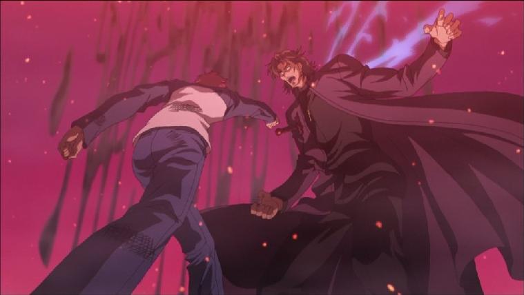 [Fate/Stay Night] Shirou Emiya, Kirei Kotomine