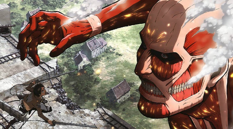 Attack on Titan VR anime