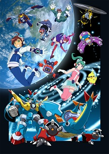 Tv Anime Time Bokan 24 Reveals Story For Fall 2016 Broadcast