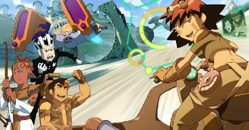 Racing Anime Oban Star-Racers