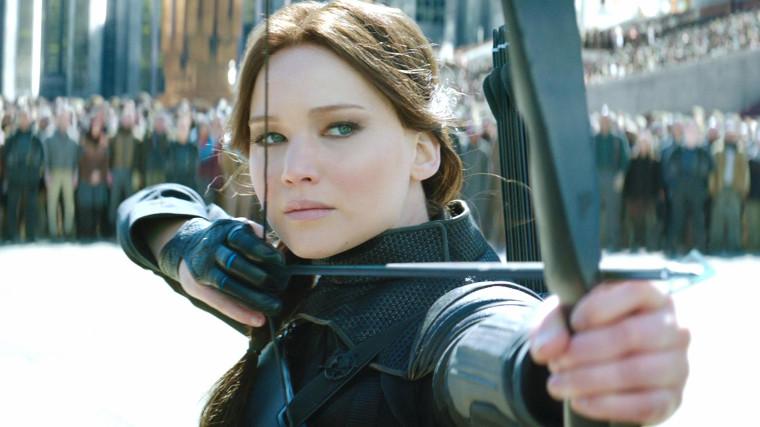 Hunger Games Screencap