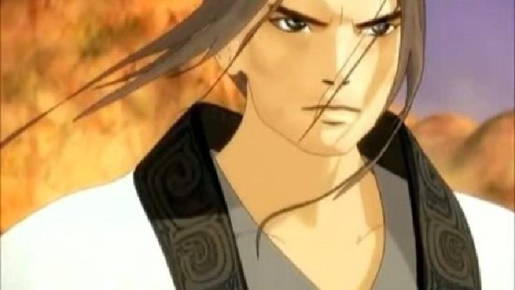 [Qin Shiming Yue Zhi: Bai Bu Fei Jian (The Legend of Qin)] Nie Ge - Face Shot
