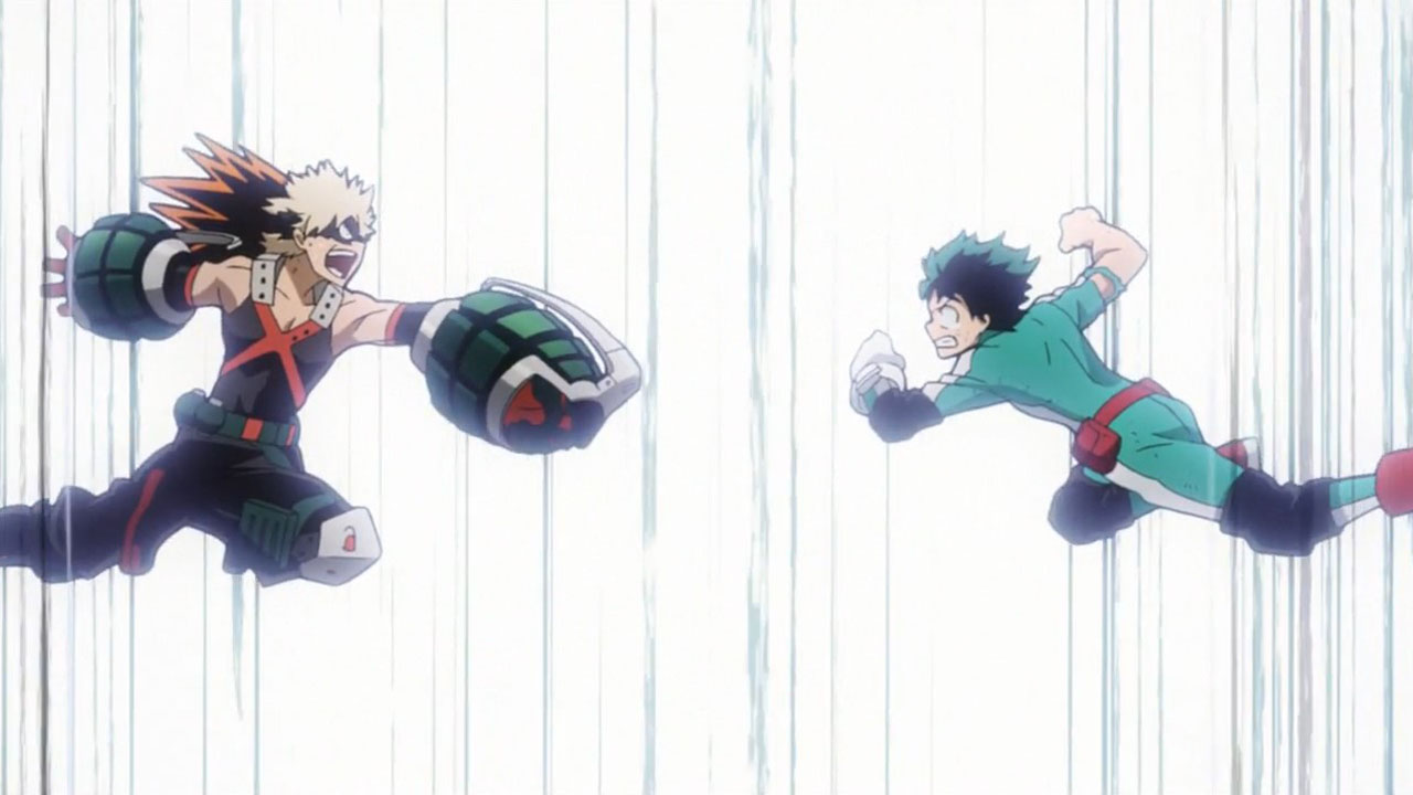 My Hero Academia hits and misses
