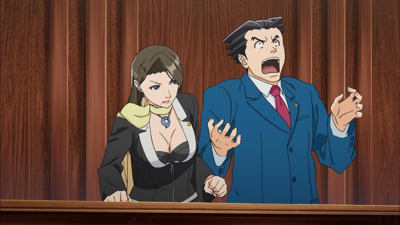 Phoenix Wright: Ace Attorney hits