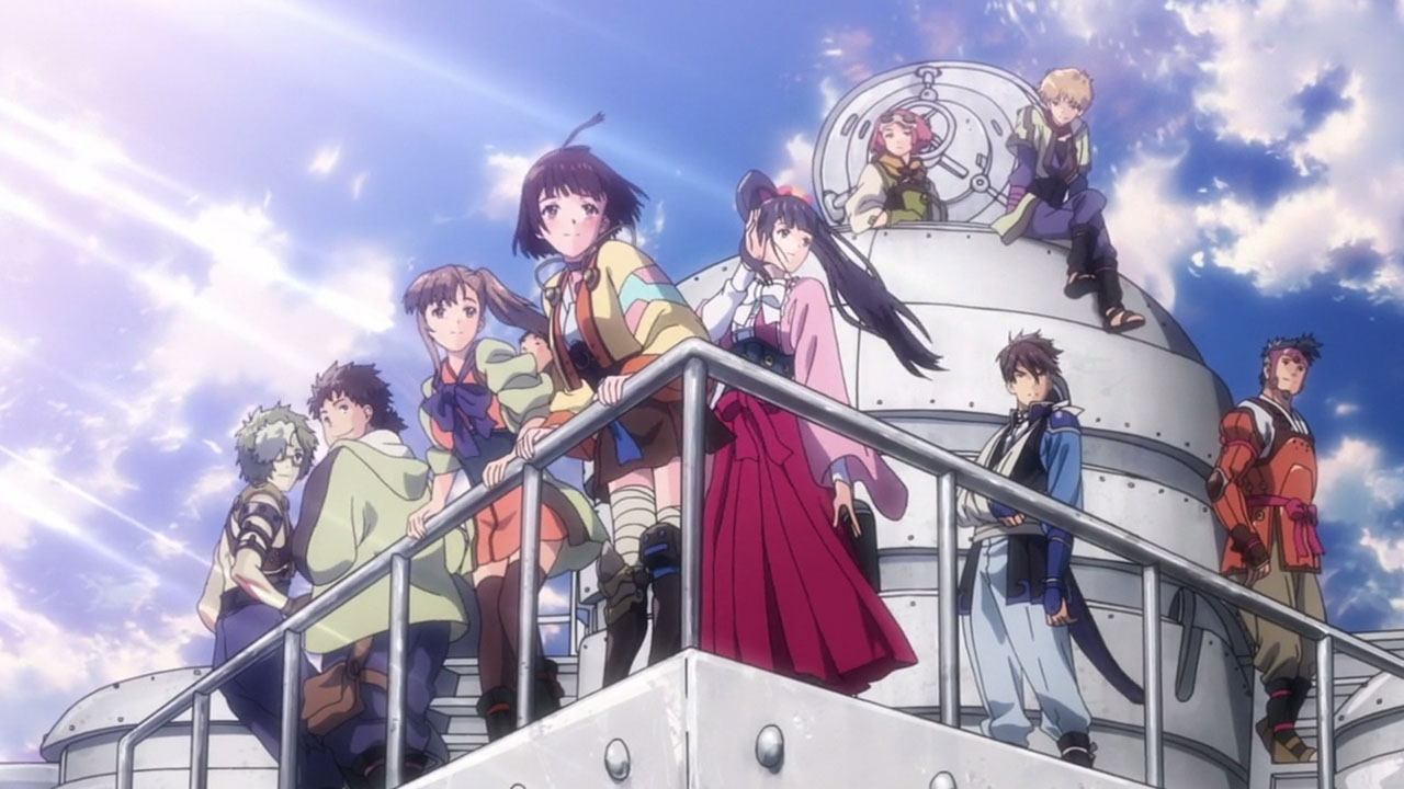 Kabaneri of the Iron Fortress hits and misses