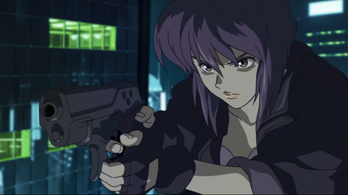 Top 15 Detective Anime Series - Ghost in the Shell: Stand Alone Complex