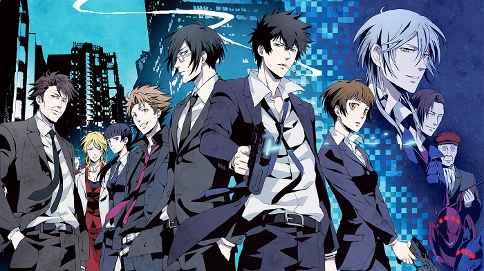 Top 15 Detective Anime Series - Psycho-Pass