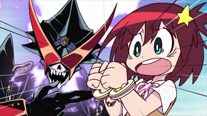 Space Patrol Luluco Chief Over Justice