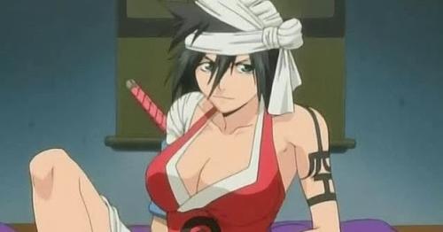 Hot Bleach Girls, Kuukaku Shiba, Bleach