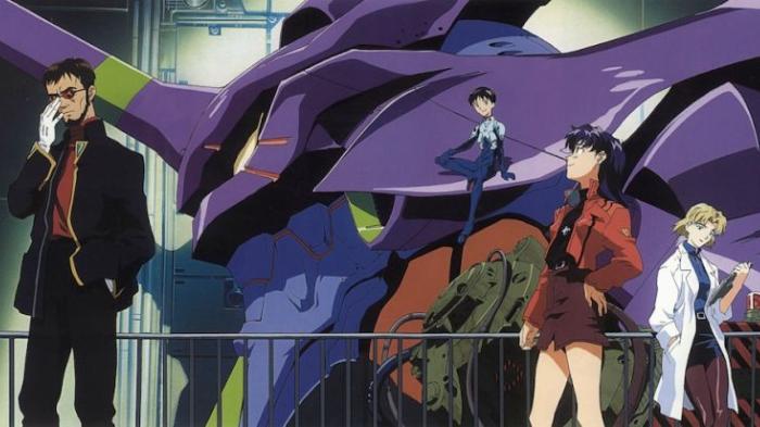 Post-Apocalyptic Anime, Neon Genesis Evangelion, Shinji Ikari, Gendou, Misato Katsuragi