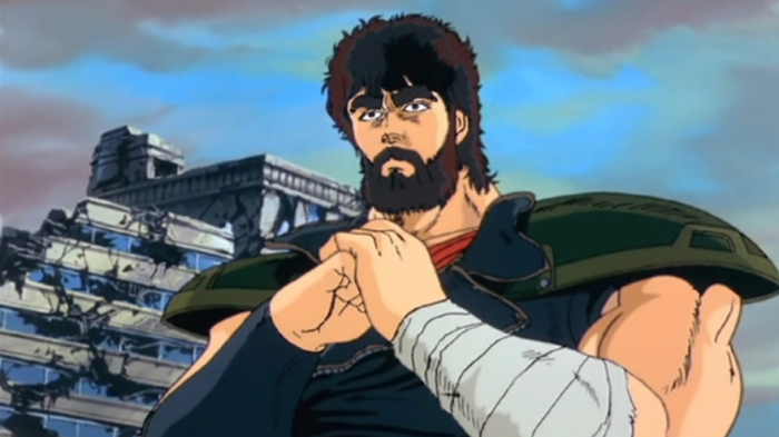 Post-Apocalyptic Anime, Fist of the North Star, Kenshirou