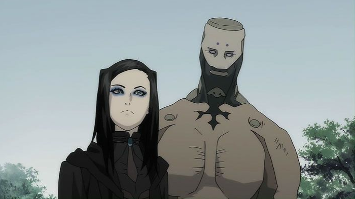 Post-Apocalyptic Anime, Ergo Proxy, Iggy, Re-I Mayer