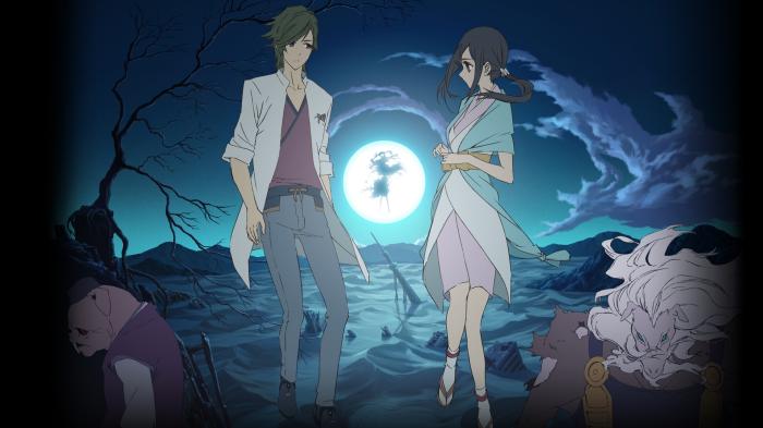 Post-Apocalyptic Anime, Shinsekai Yori, Satoru Asahina, Saki Watanabe