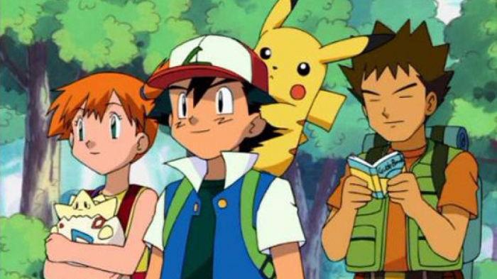 Original Series Pokemon