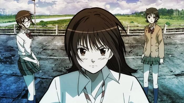 Post-Apocalyptic Anime, Coppelion, Aoi Fukasaku, Ibara Naruse, Taeko Nomura