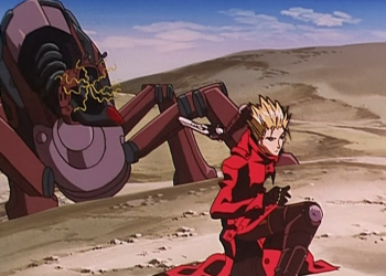 Post-Apocalyptic Anime, Vash The Stampede, Trigun