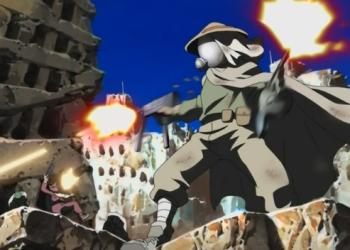 Post-Apocalyptic Anime, Kanta Mizuno, Desert Punk