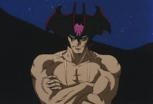 Akira Fudou, Devilman