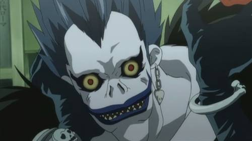 Ryuk, demon, Death Note