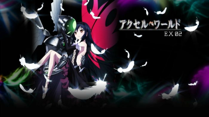 Anime from Light Novel Accel World