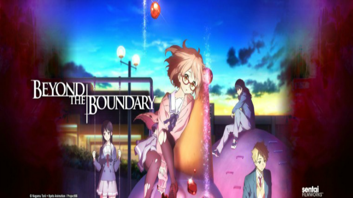 Anime from Light Novel Beyond the Boundary