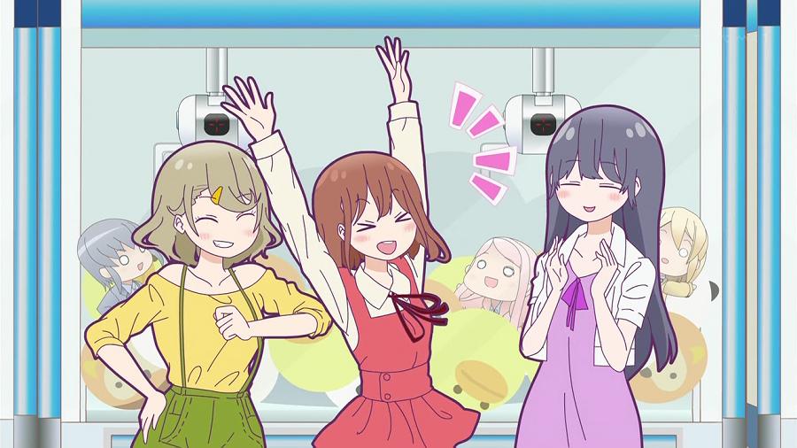 Crane Game Girls 3