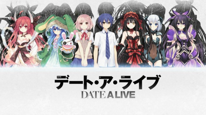 Anime from Light Novel Date A Live