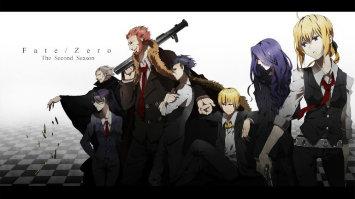 Anime from Light Novel Fate/Zero