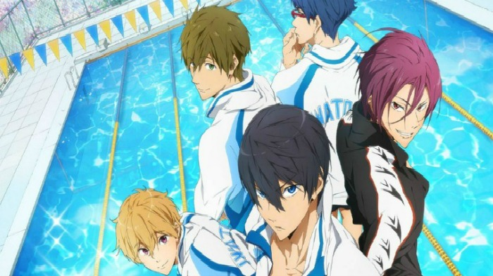 Anime from Light Novel Free!