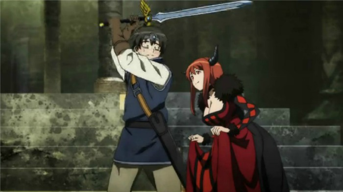Anime from Light Novel Maoyu