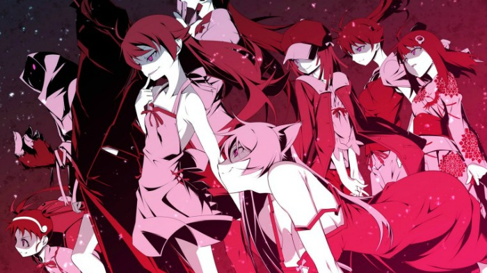 Anime from Light Novel Monogatari