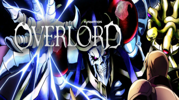 Anime from Light Novel Overlord