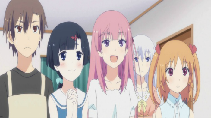 Anime from Light Novel Oreshura