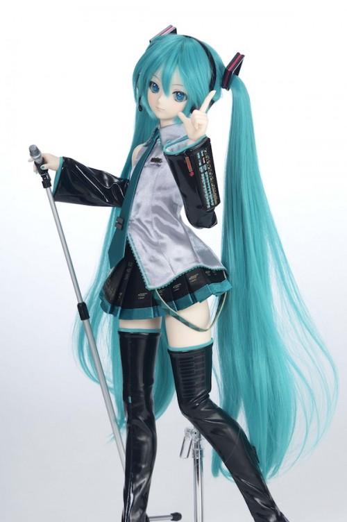 Dollfie Dream Hatsune Miku Figure