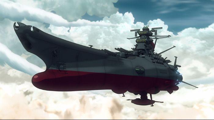 Uchuu Senkan Yamato (Star Blazers)
