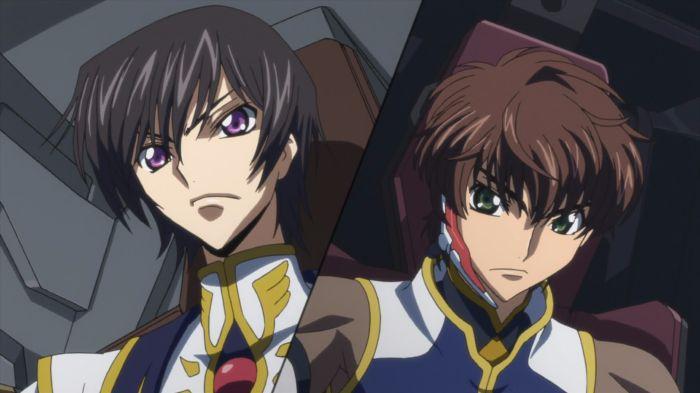 Code Geass: Hangyaku no Lelouch (Code Geass: Lelouch of the Rebellion)_Suzaku