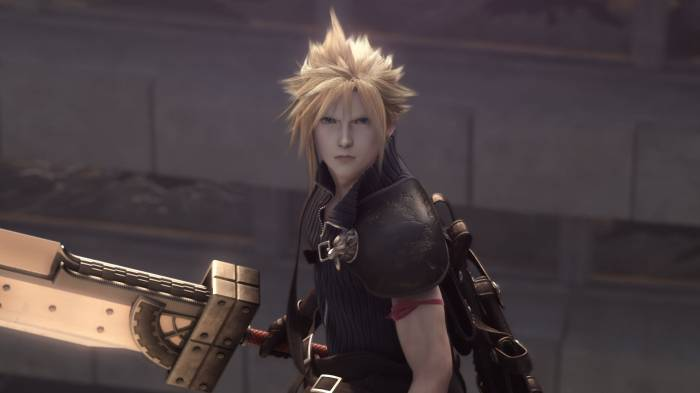 CGI Anime, Cloud Strife, Final Fantasy VII: Advent Children