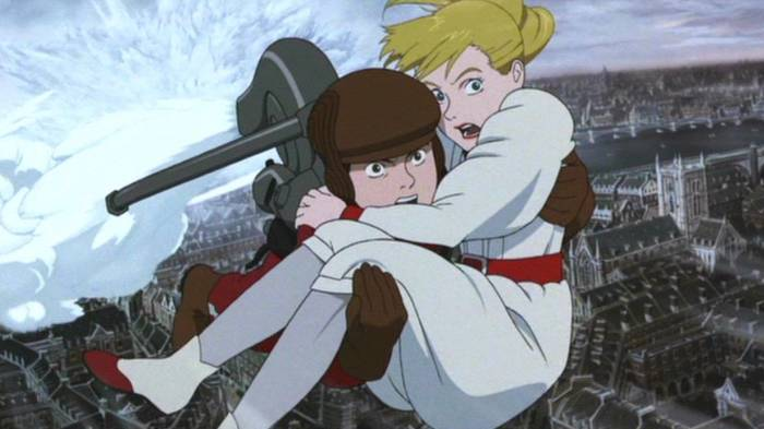 CGI Anime, James Ray Steam, Scarlett O'Hara-St. Jones, Steamboy