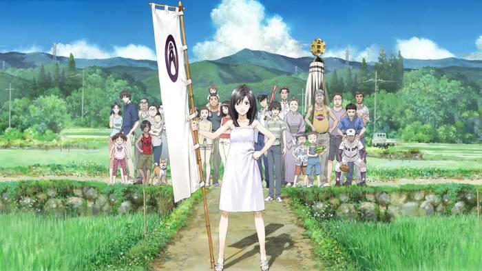 CGI Anime, Natsuki Shinohara, Kenji Koiso, Wabisuke Jinnouchi, Summer Wars