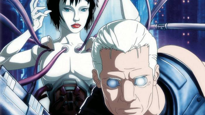 CGI Anime, Batou, Ghost in the Shell: Innocence