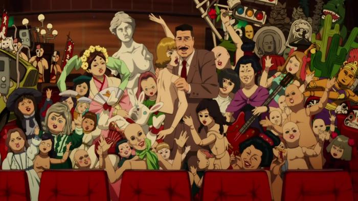 CGI Anime, Toshimi Konakawa, Paprika