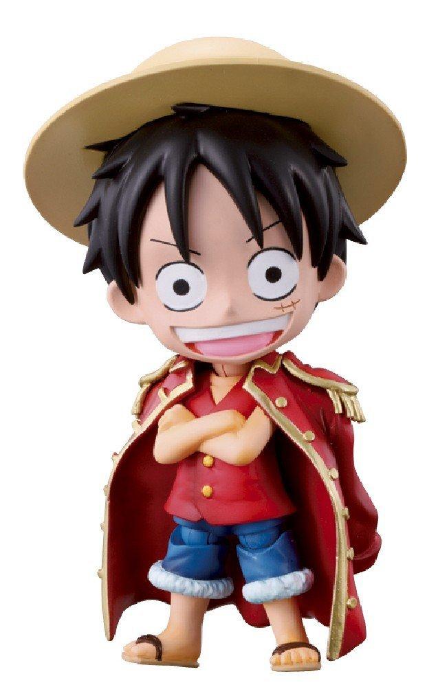 One Piece Bandai Chibi-Arts Luffy Figure Rinkya