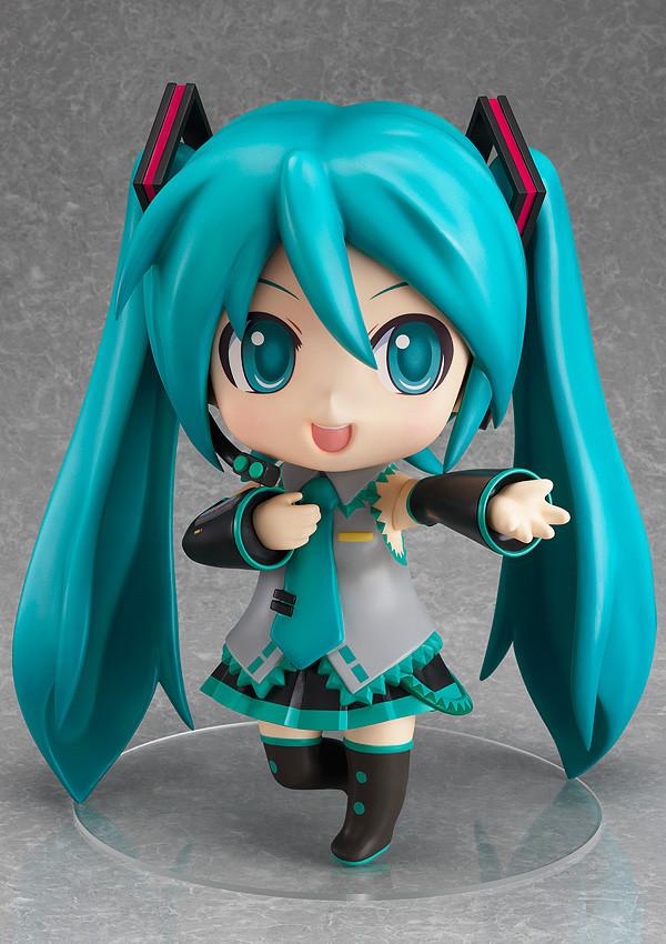 Good Smile Company Nendoroid Plus Jumbu Hatsune Miku Figure Rinkya